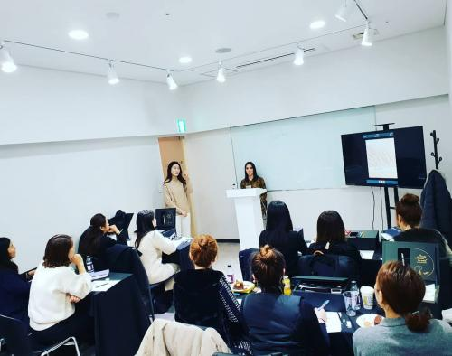 Phibrows workshop – 12/13 January 2019 in Seoul, South Korea