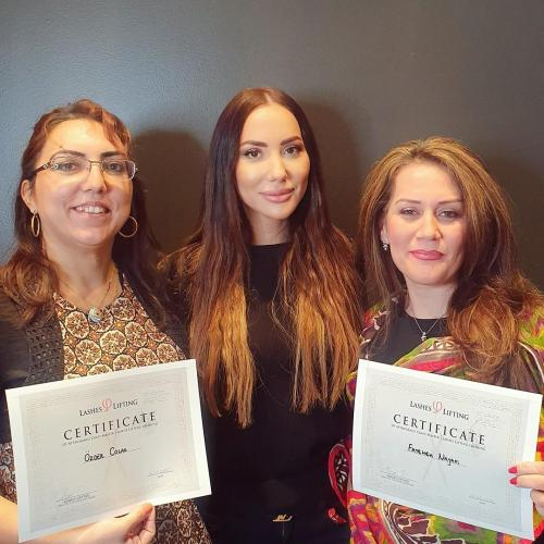 Lashes Lifting Training – 30 November 2019 in Oslo, Norway