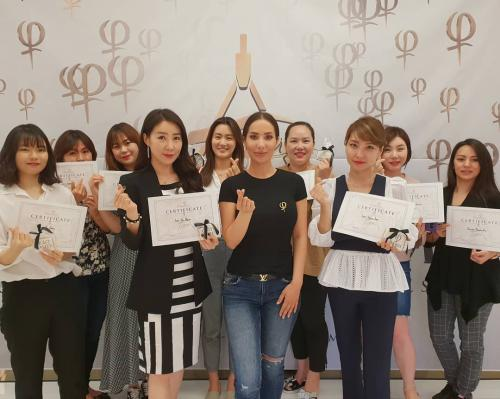 Phibrows training/workshop – 22/23 June 2018 ins Seoul, South Korea